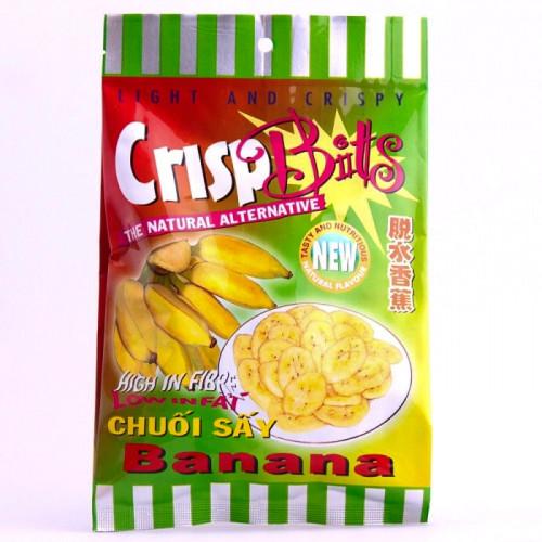 Croustillant  (chips) banane 100g