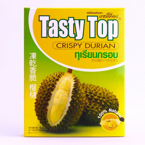 Croustillants au durian 35g