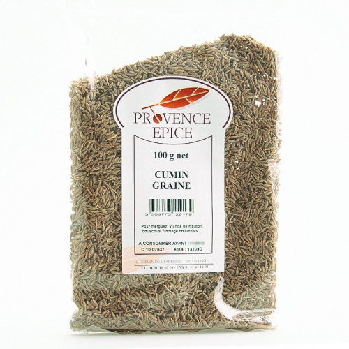 Cumin en grains 100g