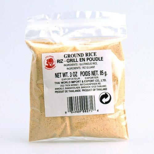 Farine de riz grillée 85g