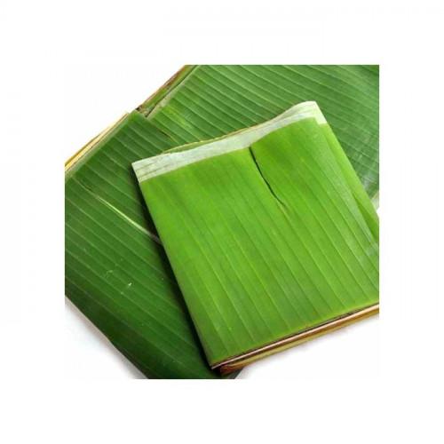 Feuille de bananier 500g (4-5 feuilles)