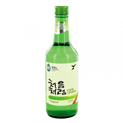 Soju Coréen 17.5% Chum Churum 360ml