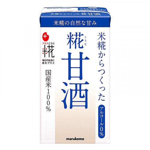 "Boisson de riz saveur original ""Amazake Koji""  - Marukome - 125ml"