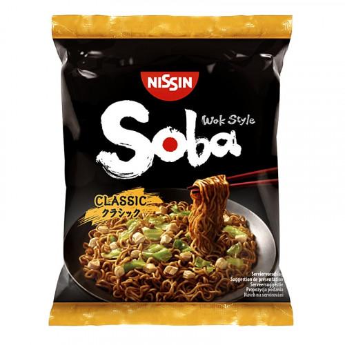 "Nouilles Soba Classic ""Wok Style"" -Nissin -109g"