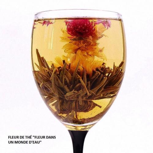 Fleur de thé 5 boules