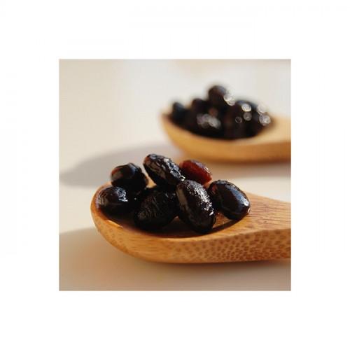Graines de soja noir salé fermenté ( Douchi) 500g