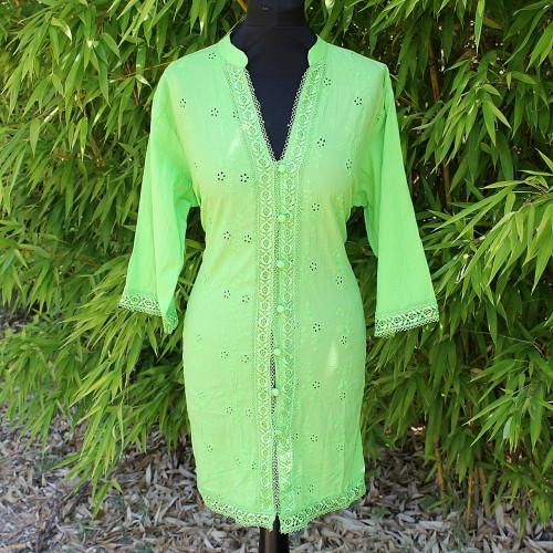 Robe/Tunique vert