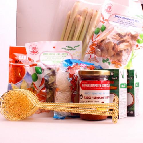 Kit fondu thailandaise (Jim Jum)