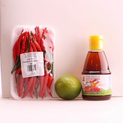 Kit sauce nems et rouleaux de printemps