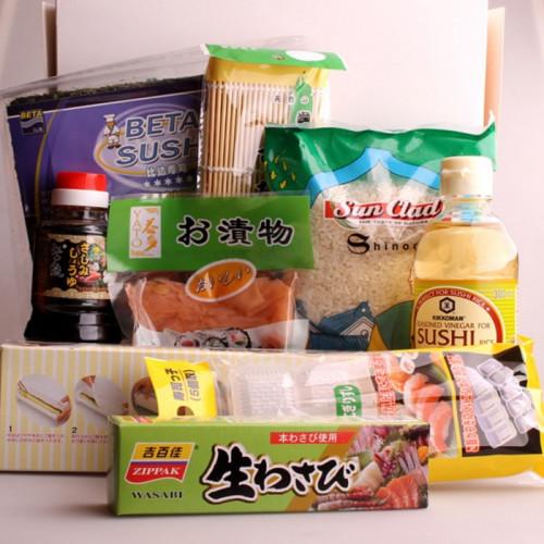 Kit sushi avec moules