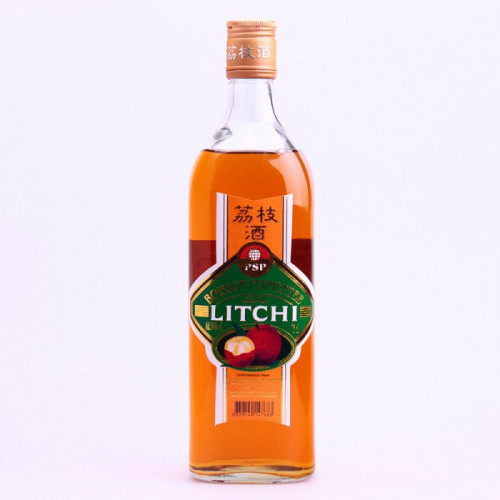 Liqueur litchi 750ml