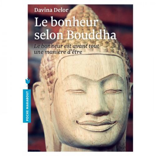 """LIVRE """"LE BONHEUR SELON BOUDDHA"""""""