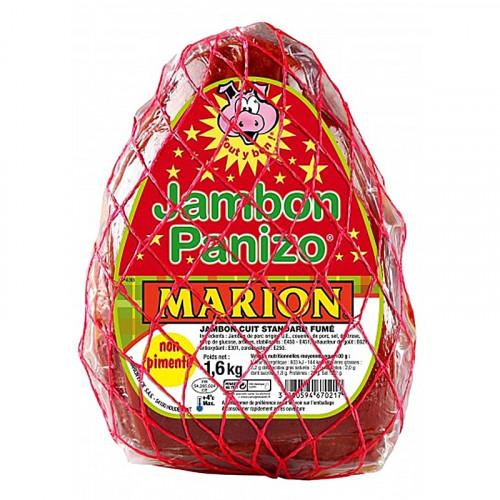 Jambon de Noel antillais  PANZINO pimenté sans os 1.6kg