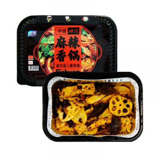 Sauté épicé vegan Sichuan Autochauffante - 305g