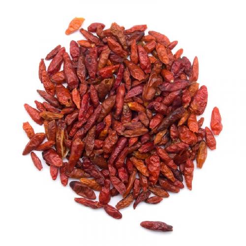 Piment fort langue d'oiseau BIO - Asian Market - 100g