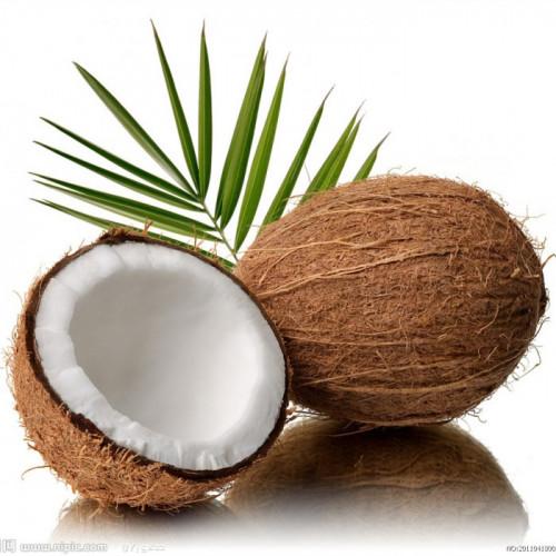 Noix de coco mûre 1 pièce
