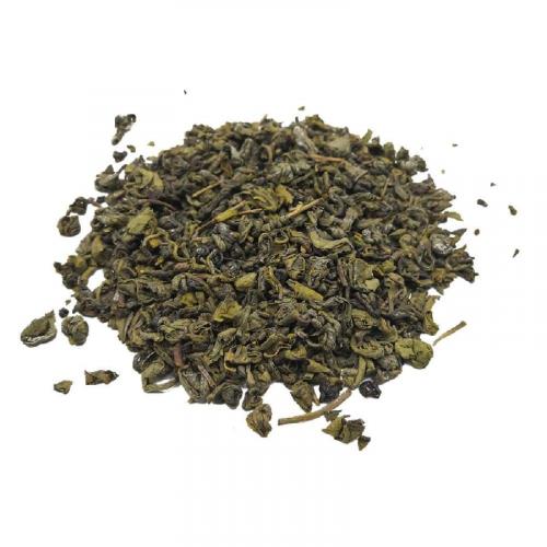 Thé BIO de Chine Gunpowder Grade 1 - 100g
