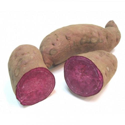Patate douce violette 1 pièce