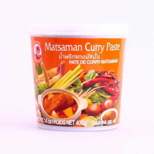 Pâte de curry matsaman 400g