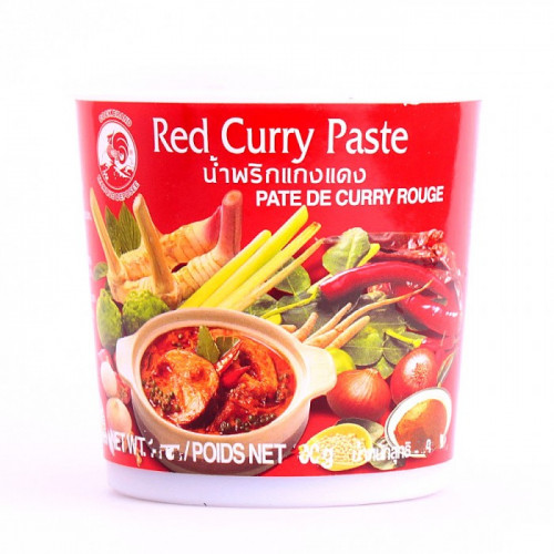 Pâte de curry rouge 1kg