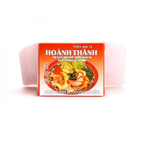 Préparation pour soupe Wonton ( Hoanh Thanh) 4 cubes 75g