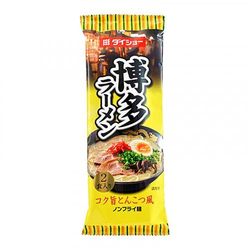 Nouilles à la viande de porc- Tonkotsu ramen 188g Daisho
