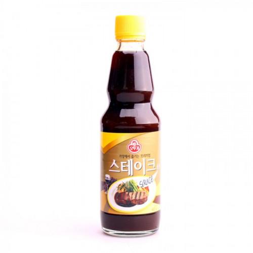 Sauce coréenne pour steak 415g