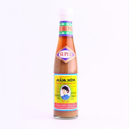 Sauce de poisson fermenté Mâm Nêm 200ml