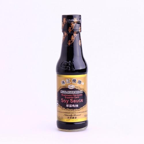 Sauce de soja épaisse saveur champignons 500ml