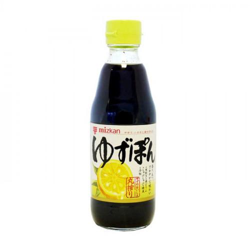 Sauce de soja PONZU au Yuzu 360ml