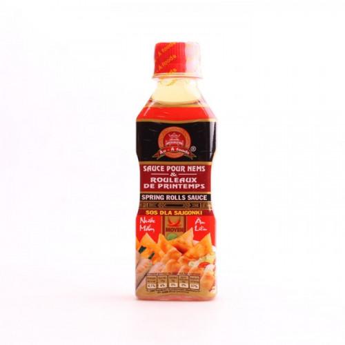 Sauce pour nems et rouleaux de printemps moyen 200ml