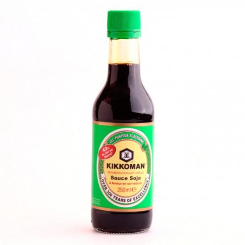 Sauce soja (faible teneur en sel) 250ml