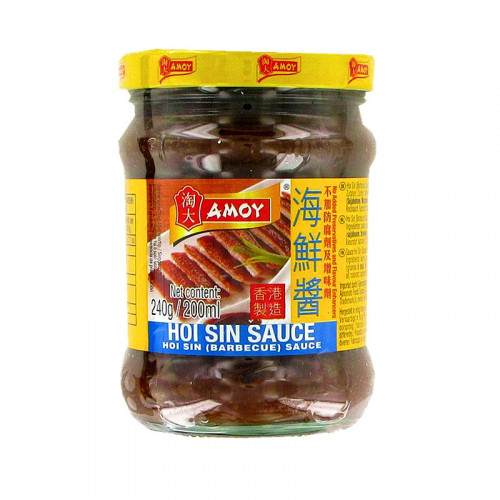 Sauce hoi sin barbecue 240g Amoy