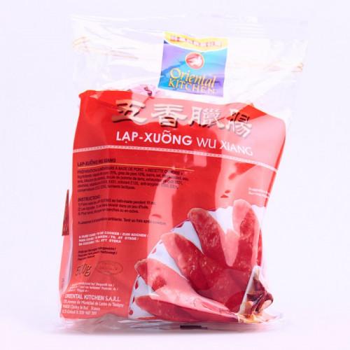 Saucisses 5 épices 500g