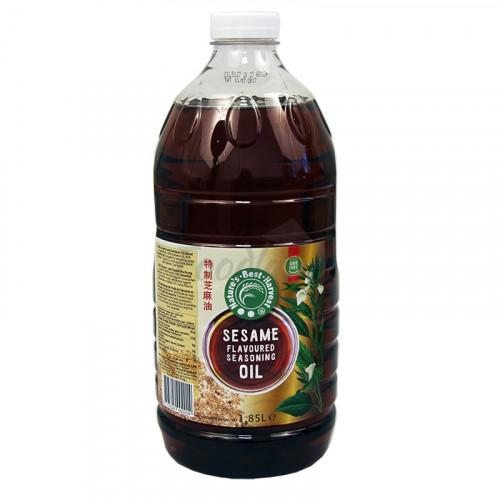 Huile s'assaisonnement aromatisée au Sésame - 1.85L