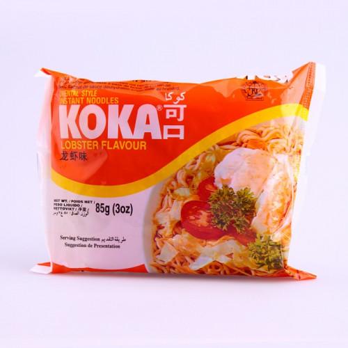 Soupe de nouilles saveur homard -Koka-85g