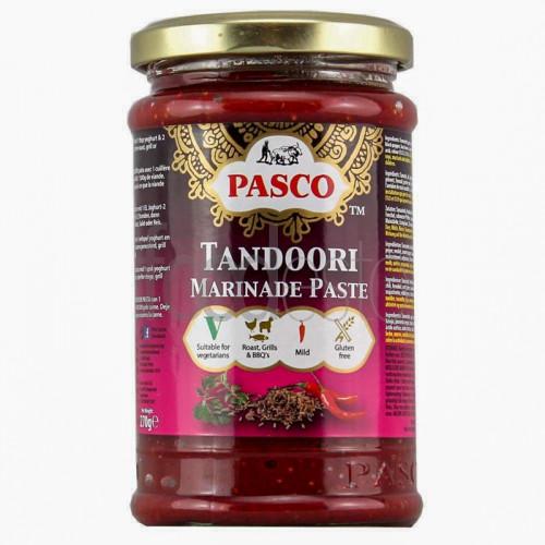 Pâte Tandoori 270g Pasco