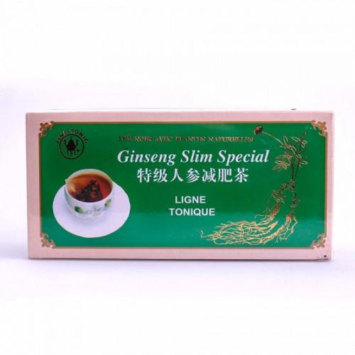 Thé au ginseng slim spécial 20x2g