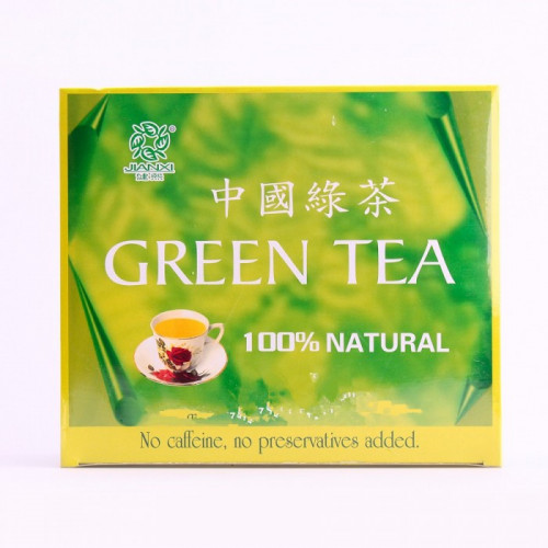 Thé vert de Chine 50 x2g