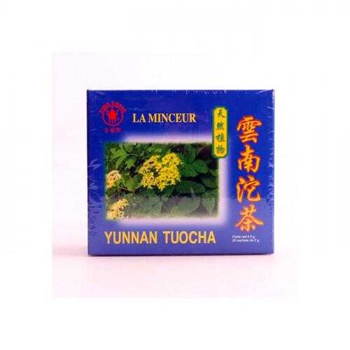 Thé Yunnan Tuocha-La Minceur 20x2g