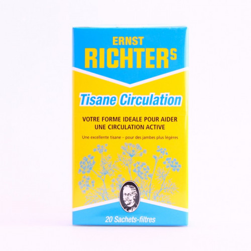 Tisane circulation Richters 20x2g