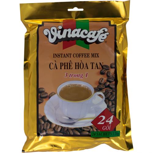 Café instantané trois en un  VINACAFE 24x20g