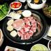 Appareil pour barbecue coréen en fonte 25cm