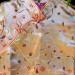 Robe traditionnelle enfant rose claire