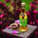 Huile capillaire parfumée au jasmin,500ml,KTC