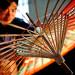 ombrelles asiatiques fabrication artisanal