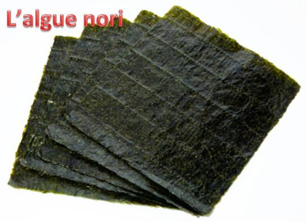 L'algue nori