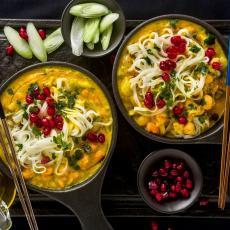 Curry de Citrouille (Spécial Halloween)